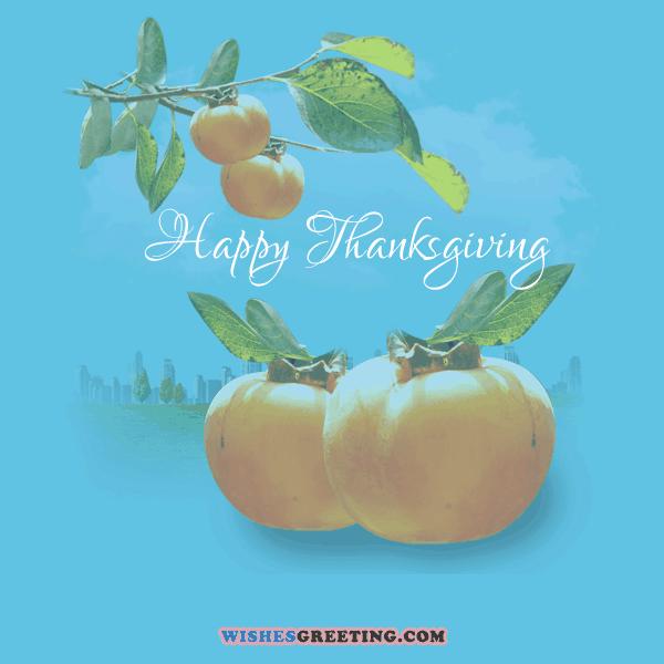 Loving thanksgiving day