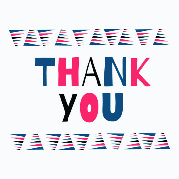 Thank you notes for birthday wishes image