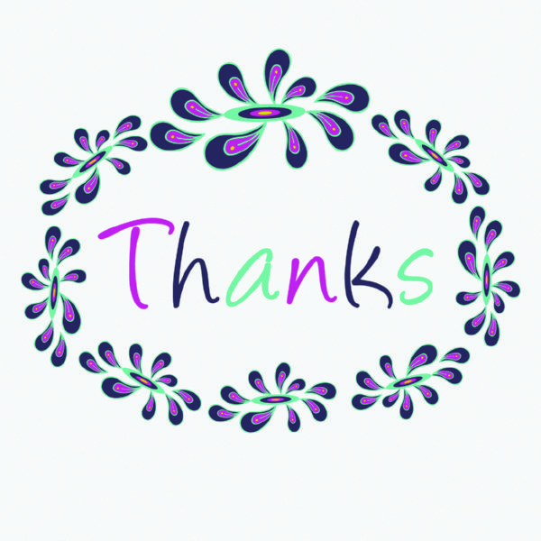thank you message for birthday wishes image