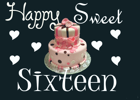 happy sweet sixteen to you
