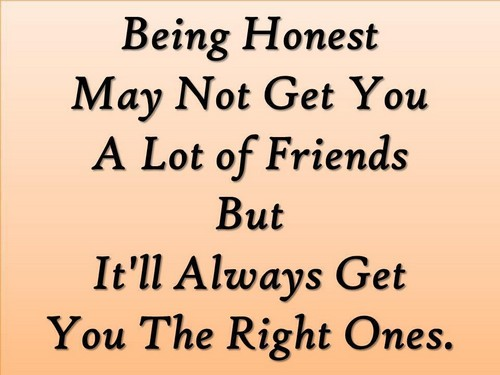 Honesty Quote for everyone