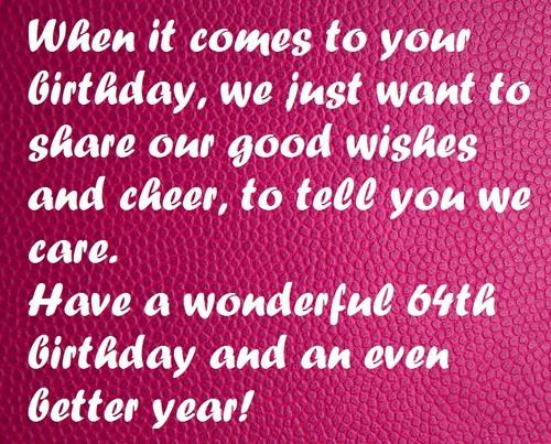 happy_64th_birthday_wishes1